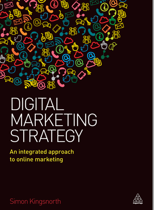 digital marketing strategy cover