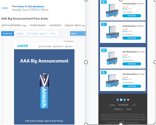 anker email